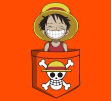 Cheeky Pirate Kids Tee
