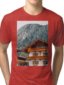 Alpine Architecture Tri-blend T-Shirt