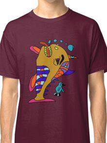 whale sea Classic T-Shirt