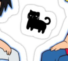 Yowamushi Pedal HakoGaku All Rounders Sticker