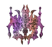 Symmetry? 3 (hazy purple version) by Wuyi