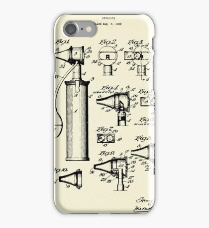 Otoscope-1927 iPhone Case/Skin