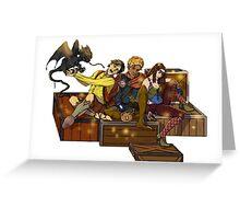 Adventurers Greeting Card