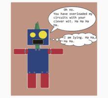 Sarcastic Robot Kids Clothes