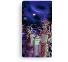 Heba and Atem Canvas Print