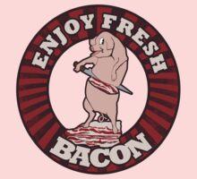 Enjoy fresh BACON by Boogiemonst