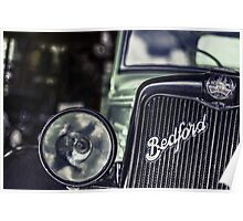 Bedford Truck Poster