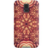 Coffee Whirls Samsung Galaxy Case/Skin
