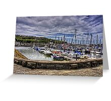 Bulwark Quay Greeting Card