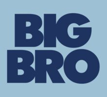 BIG BRO One Piece - Short Sleeve