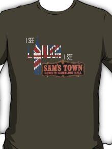 I see London, I see Sam's Town T-Shirt
