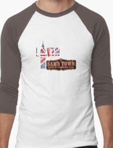I see London, I see Sam's Town Men's Baseball ¾ T-Shirt