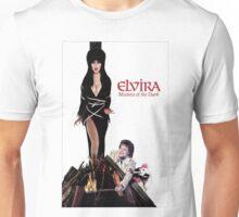 Elvira Mistress of the Dark Poster Unisex T-Shirt