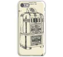 Phonograph Cabinet-1940 iPhone Case/Skin