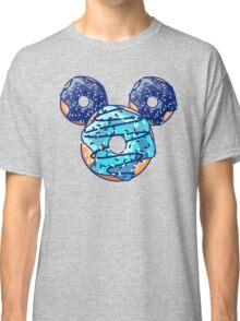 Pop Blue Donut Classic T-Shirt