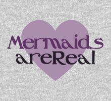 Mermaids are real Baby Tee