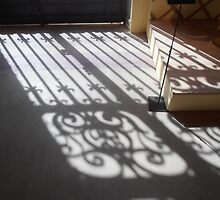 Ornate Shadows by Carol Dumousseau