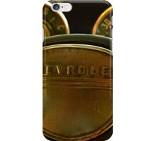 Fifty One Chevy Pickup Gauges and Horn iPhone Case/Skin