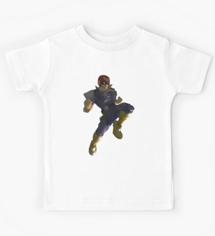 Falcon's Knee of Justice Kids Tee