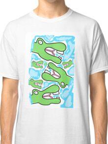 Crocodile dude Classic T-Shirt