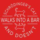 Schrödinger's Cat by AJ Paglia