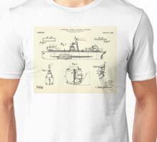 Non-Sinkable Vessel-1920 Unisex T-Shirt