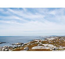 Rugged Coast Photographic Print