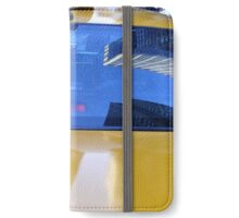 taxi new yorkais 258 iPhone Wallet/Case/Skin