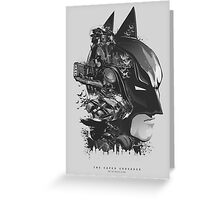 Batman: The Dark Knight Greeting Card