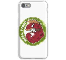 HellFish (Abe Simpson) iPhone Case/Skin