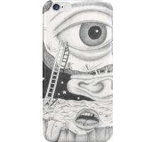 Ladder to the Skeye iPhone Case/Skin