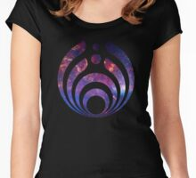 bassnectar Women's Fitted Scoop T-Shirt