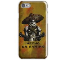 Hecho En Kamino iPhone Case/Skin