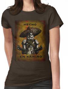Hecho En Kamino Womens Fitted T-Shirt