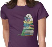Saga Comic - Ghus Womens Fitted T-Shirt
