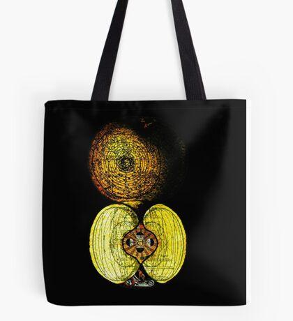 newton's infinite fruit of cosmic indolence Tote Bag