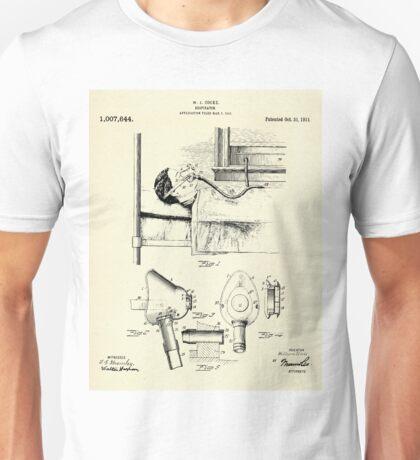 Respirator-1911 Unisex T-Shirt