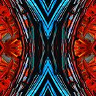 Expanding Energy Art by Sharon Cummings by Sharon Cummings