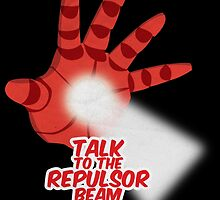 Talk to the Repulsor Beam by silentwarrior