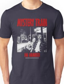 MYSTERY TRAIN -JIM JARMUSCH- Unisex T-Shirt