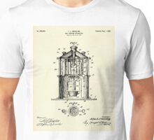 Gas Lighting Apparatus-1899 Unisex T-Shirt