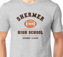 The Breakfast Club - Shermer High 1984'  Light Variant Unisex T-Shirt