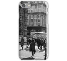 The Streets of London - Oxford Street iPhone Case/Skin