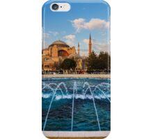 Hagia Sophia in Istanbul iPhone Case/Skin