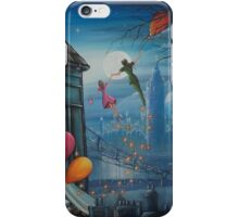 Corinna's Birthday Flight iPhone Case/Skin