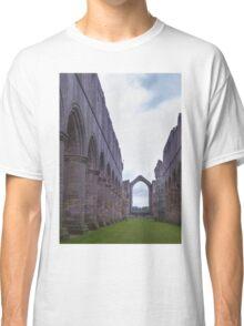 Abbey Ruins Classic T-Shirt