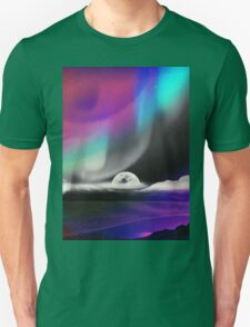 Moon After birth Unisex T-Shirt