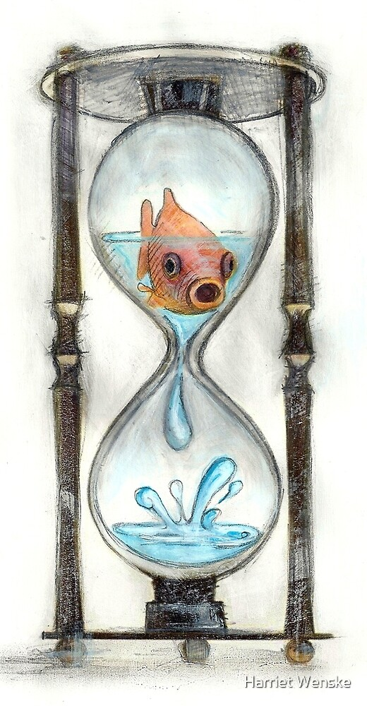 what are you waiting for? by Harriet Wenske