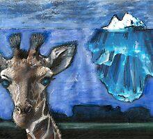 deep down in her subconscience by Harriet Wenske