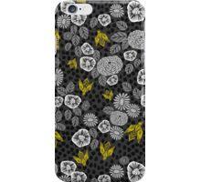 Bee Garden by Andrea Lauren iPhone Case/Skin